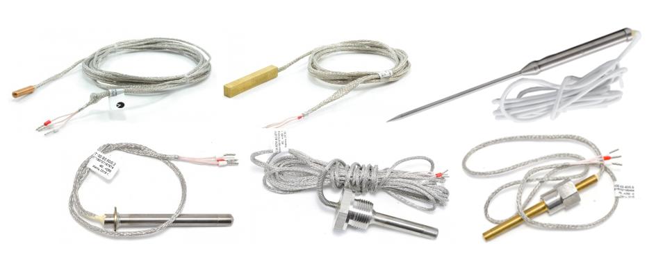 Датчики с кабельным выводом